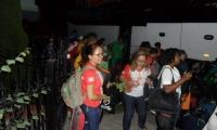 Pielgrzymi z Brazylii - ŚDM