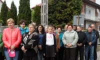 Poświęcenie pól w Kamyszowie, maj 2016r.