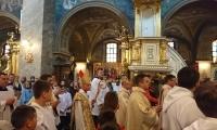 Diecezjalny Dzień Ministranta. Kielce, 9.09.2017r.