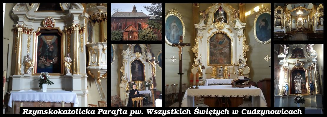 Rzymskokatolicka Parafia pw. Wszystkich Świętych w Cudzynowicach